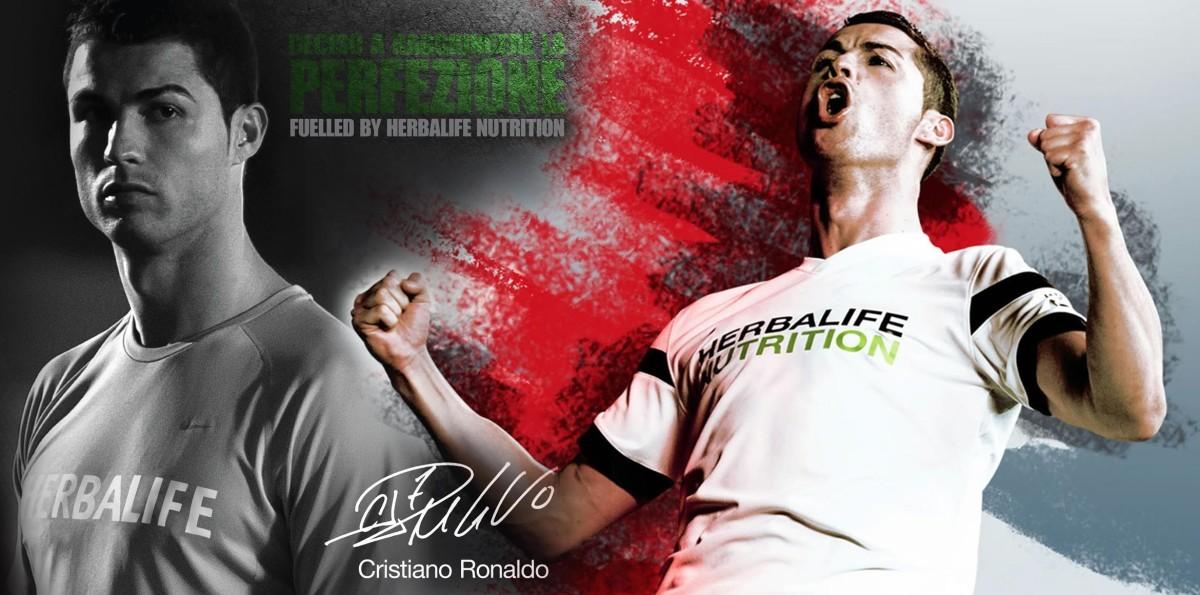 Herbalife Cristiano Ronaldo